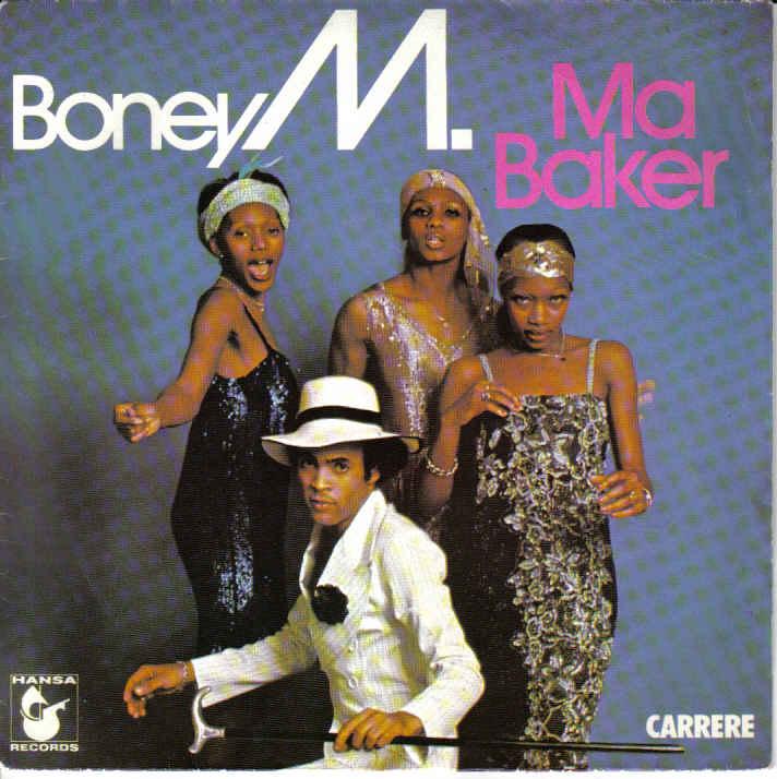 Boney M. (((R.I...